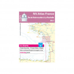 FR 7 NV. ATLAS FRANCE (NOIRMOUTIER A LA ROCHELLE)