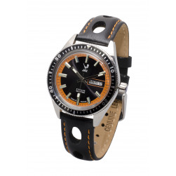 Montre Jaz orange