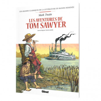 BD Les Aventures de Tom Sawyer