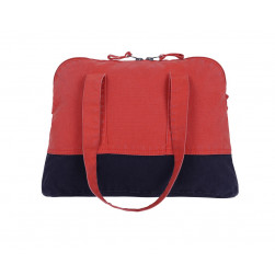 Sac canvas Blez Mini orange marine