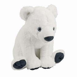 Peluches d'ours polaire