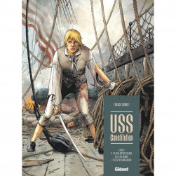 BD USS Constitution - Tome 2