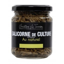 Salicornes de culture au naturel