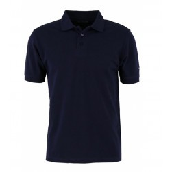 Polo manches courtes homme Marine